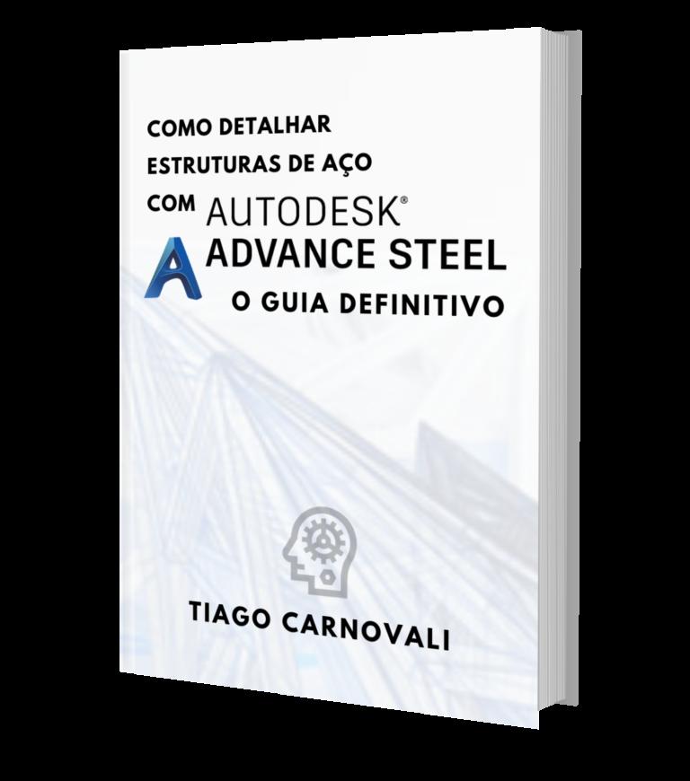 advance steel apostila e-book